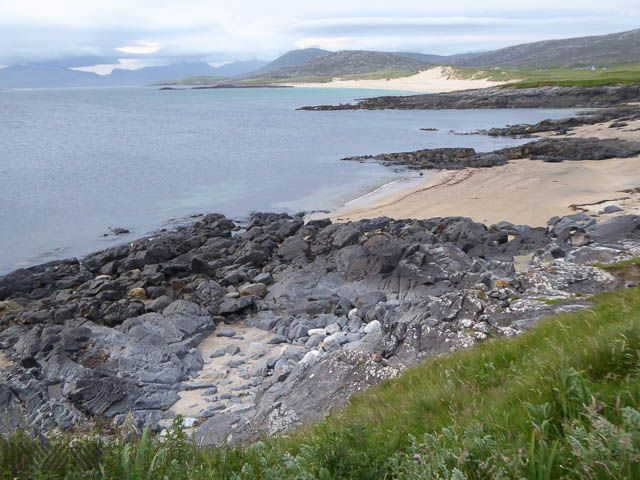 Plage ouest - Isle of Harris
